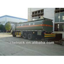 Caminhão de transporte de óleo DongFeng 6X4