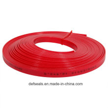 12.5 * 2.5 roter Phenolischer Führungsstreifen im Spulen-Form-Streifen