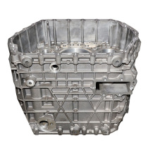 Carcaça de aço para peças de máquinas
