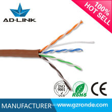 Most Popular Wires Cat5 Cable Wiring With High Security