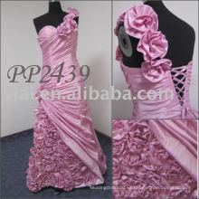 El amor libre del envío de la nueva alta calidad de la llegada 2011 rebordeó el vestido pp2439 del partido