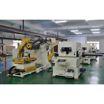 Automatic+Press+Line+Servo+CNC+Feeder+with+Straightener