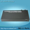 2 Glasfaser-Port 8 RJ45 Catv zu Ethernet-Konverter