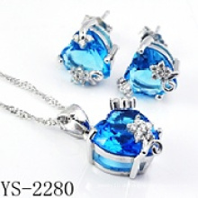 Großhandel 925 Silber Modeschmuck (YS-2280, YS-2281, YS-2288, YS-2279, YS-2283, YS-2286)