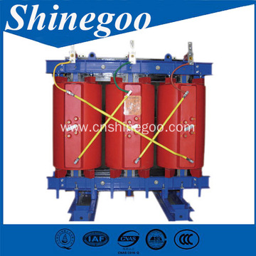Quality Epoxy Resin Pouring Dry Type Transformer