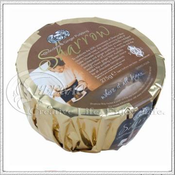 Chocolate Label (KG-LA022)