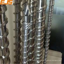 nitrierten Einschnecken-Lauf für Kunststoff-Spritzguss-Formenbau-Maschine