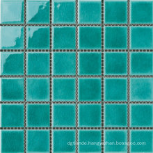 Green Porcelain Mosaic Tile