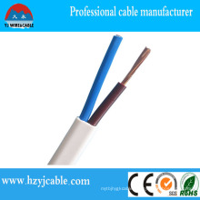 Low Voltage Cable - Twin Flat Sheath Types of Electrical Cables