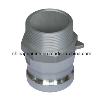 Zcheng Quick Coupling Outer Thread Zcc-F Type