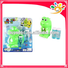 B/O full automation bubble toy electric bubble machine bubble frog