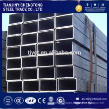 Black iron 1.5 schedule 40 mild steel round pipe price