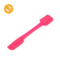 Star Kitchen Accessory Matted Stainless Steel Handle Silicon Spatula