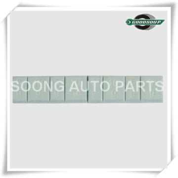 (5g + 10g) x4 pesos de roda adesiva da ligação (PB), pesos de equilíbrio adesivos do PB 60g 8pcs