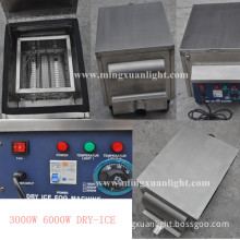 6000W Stage Equipment Effect Dry Ice Machine