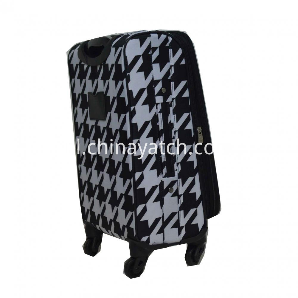 Upright Wheeled Luggage