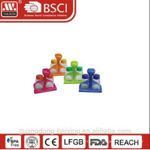2010 new disign plastic Cruet