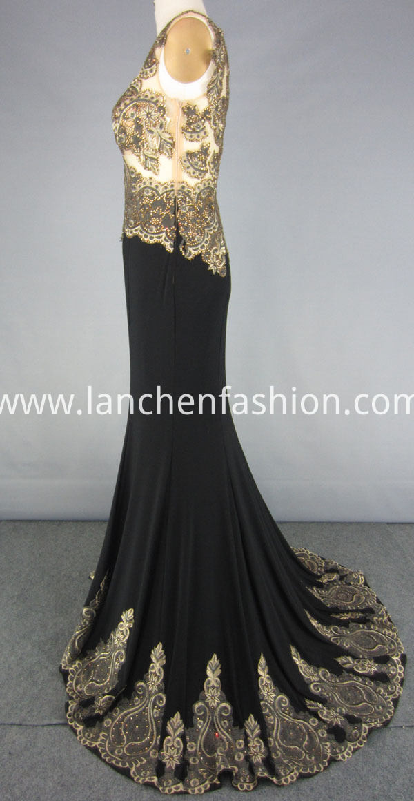 Long Gown Party Dress