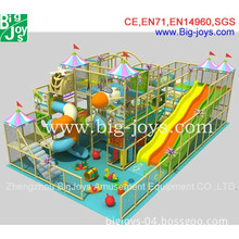 Kids Indoor Playground Amusement Naughty Castle Equipment