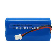 Li Ion Battery 11.1V para reproductor de DVD portátil