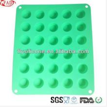 Preço de Fábrica Alta Qualidade BPA Mini Molde de Bolo de Silicone