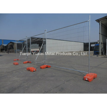 Vente en gros Temporaire amovible Lower Price Chain Link Fence / Hot Inpped Galvanized Temporary Fence for Highway