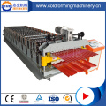 Aotomatic CNC Double Layer Wall Roof Forming Machinery