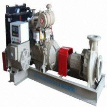 Conjuntos de uso duplo de bomba de água / geração de energia
