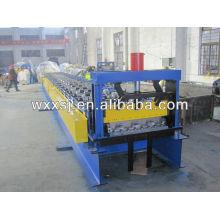 Machine de fabrication de panneau de pont étage