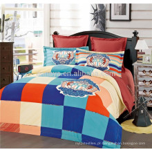 2015 New Design Bed Linen conjunto de cama e colcha Made in China