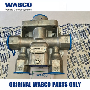9347144030 Vanne de protection Wabco à quatre circuits