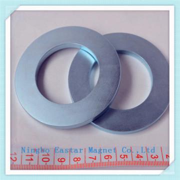 Imán de NdFeB N38h anillo forma para Auotomobile altavoz