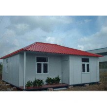 Casa rápida del prefabricado del montaje / casa prefabricada (MV-05)