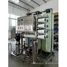 Máquina de la osmosis reversa del tratamiento del agua para el purificador puro del agua