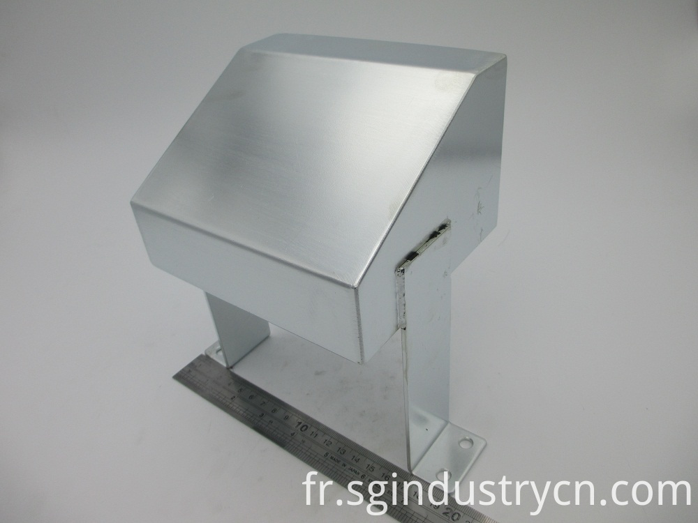 Spcc Packaging Machine Cnc Parts