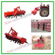 Landwirtschaftlicher Traktor implementiert Bauernhof Rotavator