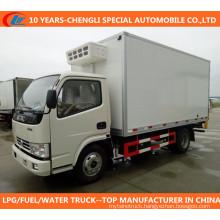 Van Truck Refrigerator Truck Dongefng Refrigerated Truck 4X2 Refrigerated Truck