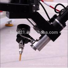 China HEAD 5 eixo CNC máquina de corte de água