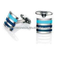 China fornecedor cheap whoeale quente novo produto for2014 mens cufflinks com colorido