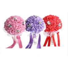 Wholesale Wedding Decorative Silk Artificial Ball Flowers