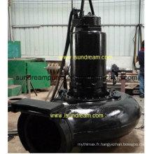 Pompe de drainage submersible verticale Wq