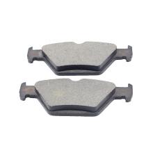 D1808 brake pad replacement manufacturer wholesale automobile disc brake pads for SUBARU Legacy