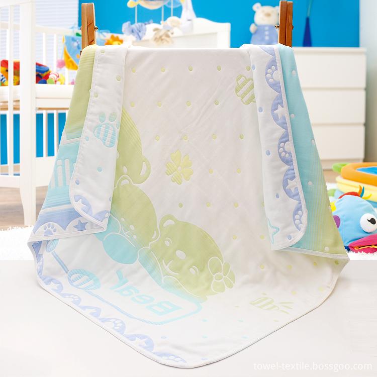 Cotton Pram Blankets
