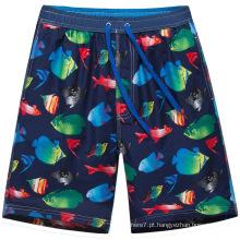 Desgaste grande surfando da natação do roupa de banho do short do tamanho dos homens do OEM