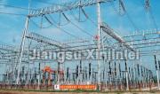 220-500kV 변전소 강철 구조