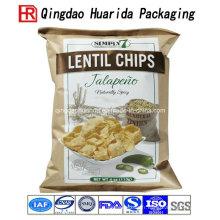 De Bonne Qualité Emballage coloré de sacs de nourriture de casse-croûte