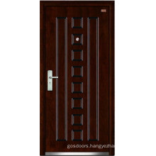 Steel Wooden Door (LT-118)