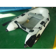 Barco inflável de borracha pequeno (230cm)