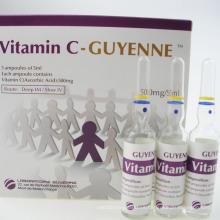 Blanqueamiento de la piel / Cuidado de la piel Antienvejecimiento para eliminar las arrugas Inyección Vc