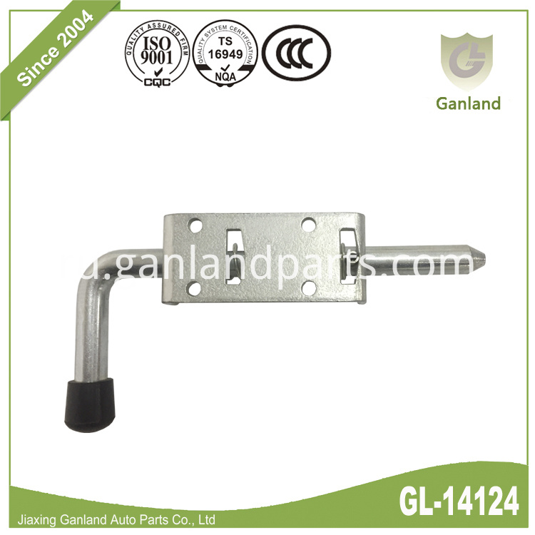 Spring Pin Latch Lock GL-14124